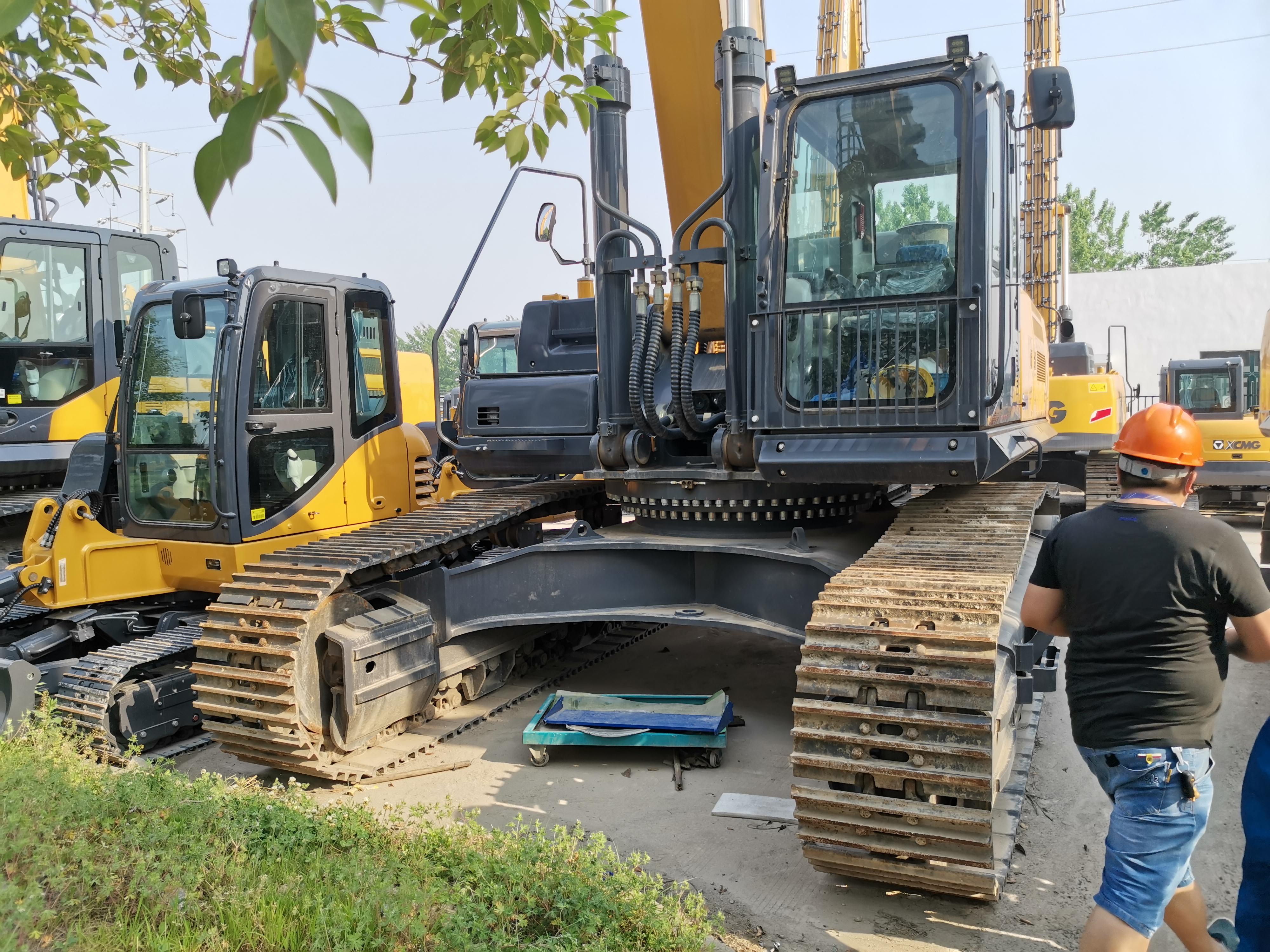 徐工  XE490D  挖掘机