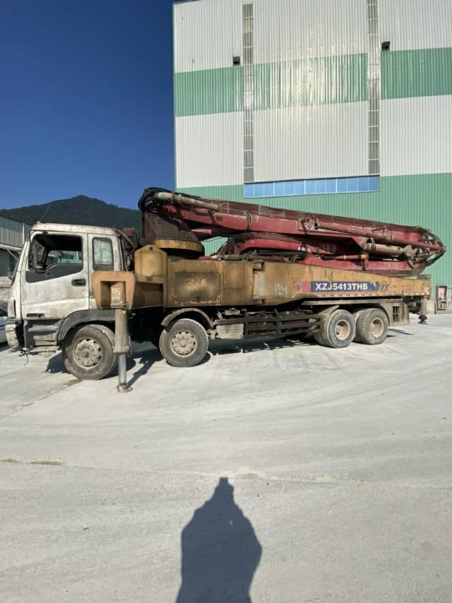 徐工  HB52A-I  泵车